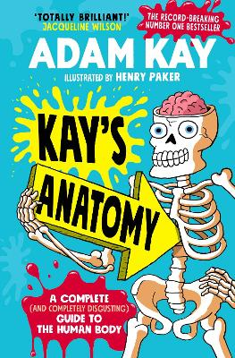 Cover for Kay's Anatomy by Adam Kay