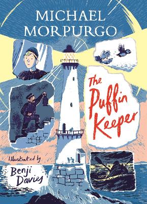 Cover for The Puffin Keeper by Michael Morpurgo