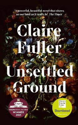 Cover for Unsettled Ground by Claire Fuller