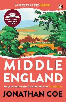 Cover for Middle England by Jonathan Coe