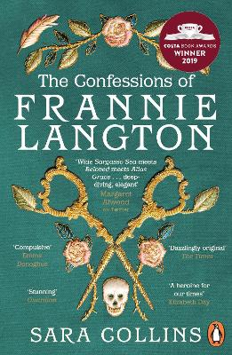 Cover for The Confessions of Frannie Langton by Sara Collins