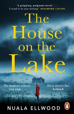 Cover for The House on the Lake by Nuala Ellwood