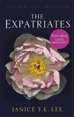 Cover for The Expatriates by Janice Y. K. Lee