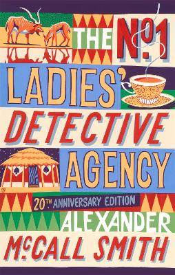 Cover for The No. 1 Ladies' Detective Agency by Alexander McCall Smith