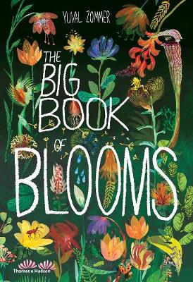 Cover for The Big Book of Blooms by Yuval Zommer