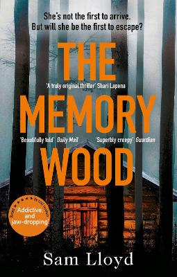 Cover for The Memory Wood by Sam Lloyd