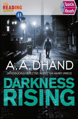 Book Cover for Darkness Rising by A. A. Dhand