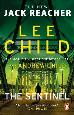 Cover for The Sentinel (Jack Reacher 25) by Lee Child, Andrew Child