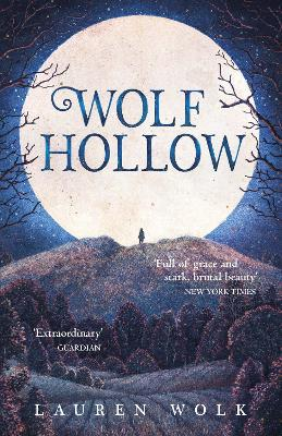 Cover for Wolf Hollow by Lauren Wolk