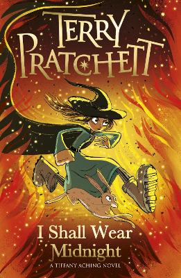 Cover for I Shall Wear Midnight by Terry Pratchett