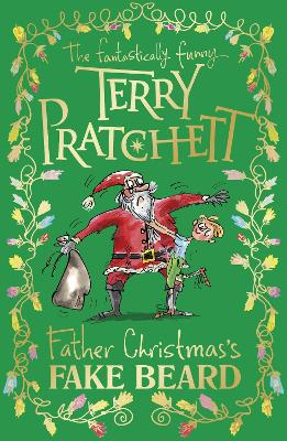 Cover for Father Christmas's Fake Beard by Terry Pratchett