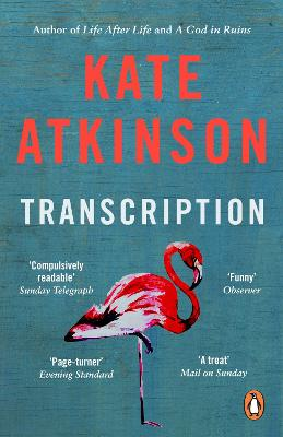 Cover for Transcription by Kate Atkinson