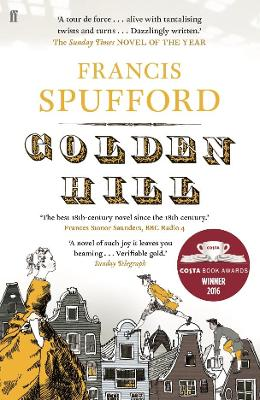 Cover for Golden Hill by Francis Spufford