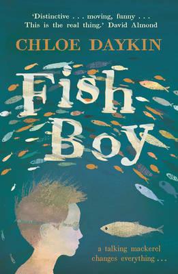 Cover for Fish Boy by Chloe Daykin