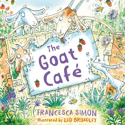 Cover for The Goat Cafe by Francesca Simon
