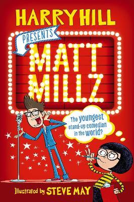 Cover for Matt Millz by Harry Hill