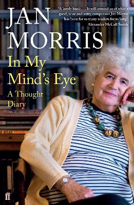 Cover for In My Mind's Eye A Thought Diary by Jan Morris
