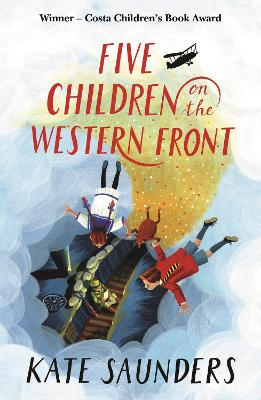 Cover for Five Children on the Western Front by Kate Saunders