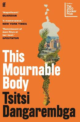 Cover for This Mournable Body by Tsitsi Dangarembga