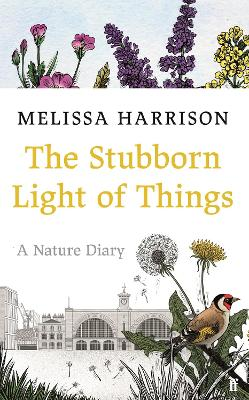 Cover for The Stubborn Light of Things A Nature Diary by Melissa Harrison