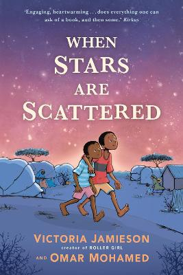 Cover for When Stars are Scattered by Victoria Jamieson, Omar Mohamed