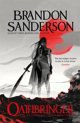 Cover for Oathbringer The Stormlight Archive Book Three by Brandon Sanderson