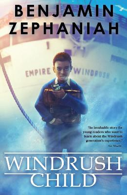 Cover for Windrush Child by Benjamin Zephaniah