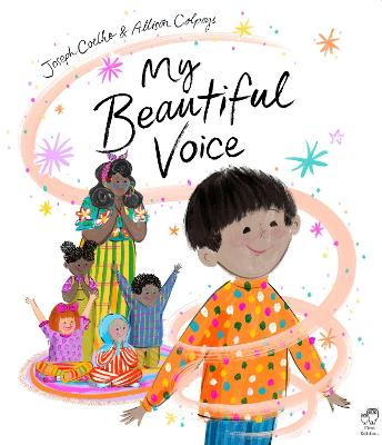 Cover for My Beautiful Voice by Joseph Coelho