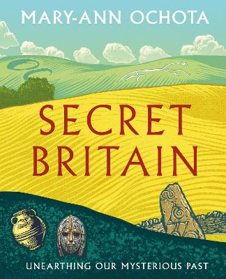Cover for Secret Britain by Mary-Ann Ochota