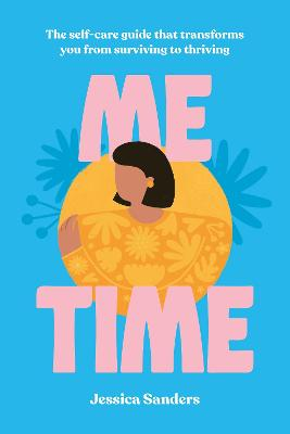 Cover for Me Time  by Jessica Sanders