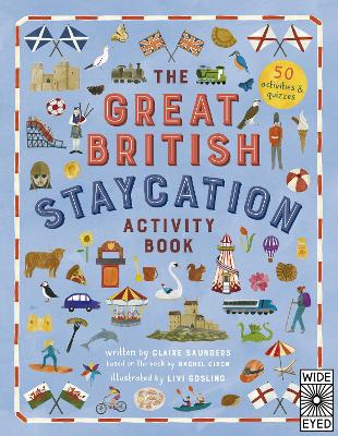 The Great British Staycation Activity Book