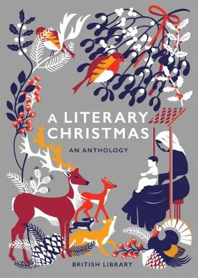 Cover for A Literary Christmas: An Anthology by British Library