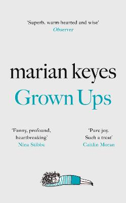 Cover for Grown Ups by Marian Keyes