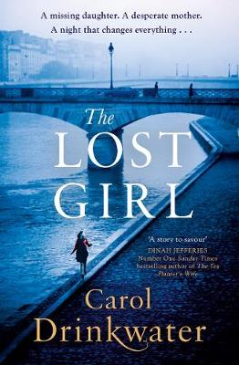 Cover for The Lost Girl by Carol Drinkwater