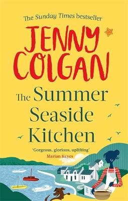 Cover for The Summer Seaside Kitchen by Jenny Colgan