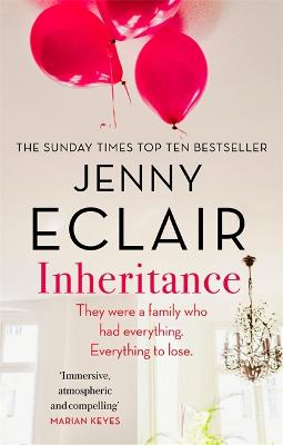 Cover for Inheritance by Jenny Eclair