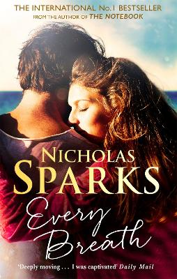 Cover for Every Breath by Nicholas Sparks