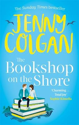 Cover for The Bookshop on the Shore by Jenny Colgan
