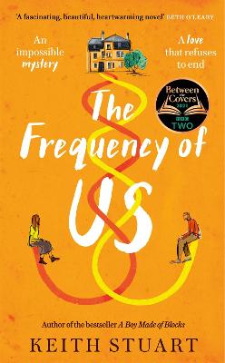 Cover for The Frequency of Us by Keith Stuart