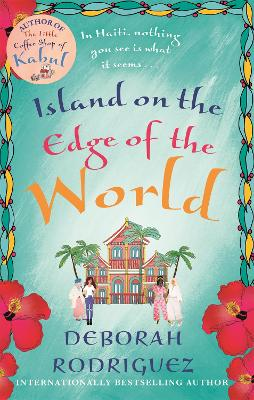 Book Cover for Island on the Edge of the World by Deborah Rodriguez