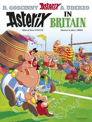 Asterix: Asterix in Britain Album 8