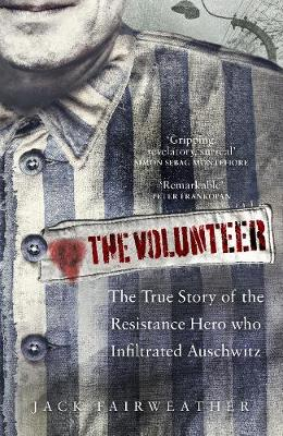 Cover for The Volunteer  by Jack Fairweather