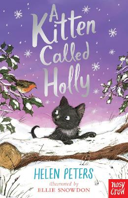 Cover for A Kitten Called Holly by Helen Peters