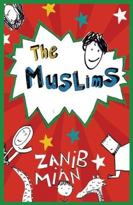 Cover for The Muslims by Zanib Mian