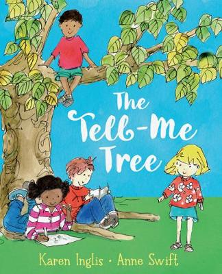 Cover for The Tell-Me Tree by Karen Inglis