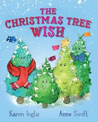 Cover for The Christmas Tree Wish by Karen Inglis