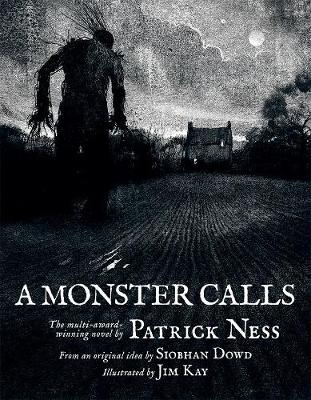Cover for A Monster Calls by Patrick Ness
