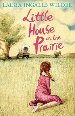 Cover for Little House on the Prairie by Laura Ingalls Wilder