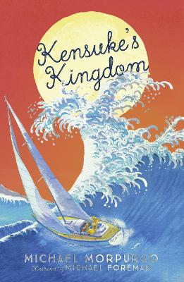 Cover for Kensuke's Kingdom by Michael Morpurgo