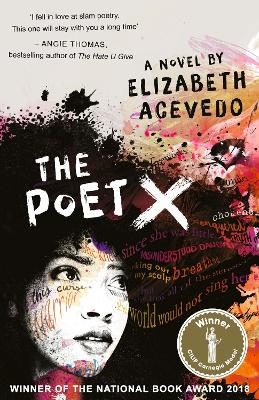 Cover for The Poet X  by Elizabeth Acevedo